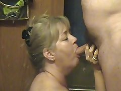 BBW, Blowjob, Mature