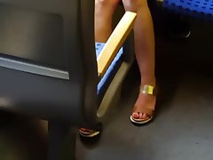 German, Amateur, Foot Fetish