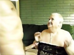 BBW, Blowjob, Granny, Chubby, Sucking