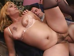 BBW, Big Butts, Blonde, MILF