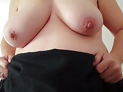 BBW, Big Boobs, Big Nipples, Hairy, MILF