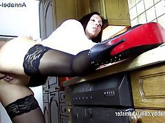 Amateur, Cumshot, German, High Heels, Latex