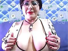 Mature, Big Boobs, Granny
