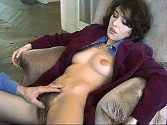 Nudist, Brunette, Masturbation, Rubbing