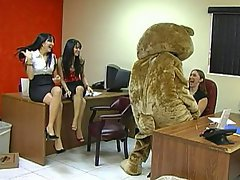 CFNM, Party, Office, Toys