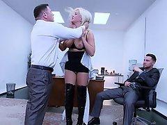 Rough, Blonde, Secretary