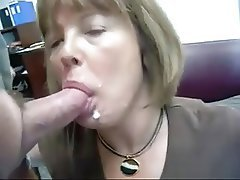 Amateur, Blowjob, Cuckold, Facial, Mature