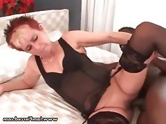 Anal, Mature, Stockings, Interracial, Piercing