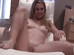 Amateur, Blonde, MILF, Wife