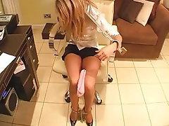 Blonde, Bondage, Secretary