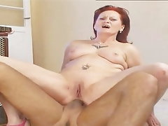 Anal, Mature, Redhead, Old and Young