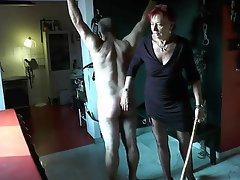 BDSM, Femdom, German, Spanking, Mistress