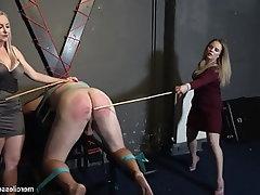 BDSM, Femdom, British, Spanking, Mistress