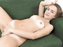 Babe, Brunette, Teen, Bisexual, Small Tits