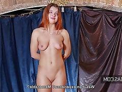Pornstar, BDSM, Redhead, Bondage