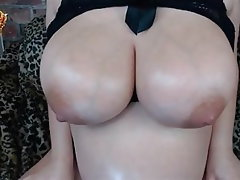 Webcam, Nipples, Pregnant, Big Nipples, Big Tits
