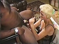 Mature loves black cock you