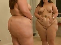 Amateur, BBW, Big Boobs, Brunette, POV