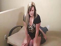 BBW, Face Sitting, Femdom