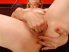 Anal, Close Up, Masturbation, MILF