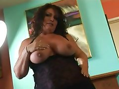 BBW, Brunette, Interracial, MILF