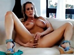 Mature, Big Boobs, Masturbation