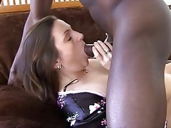 cock Mature blowjobs big woman