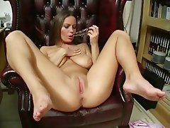 Big Boobs, Brunette, Masturbation, MILF, POV
