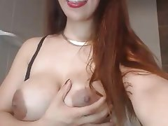 Big boobs long nipples all