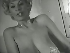 Big Boobs, Lingerie, MILF, Vintage