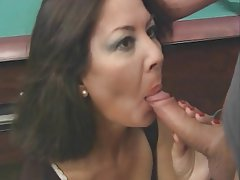 Hot porn woman Spanish