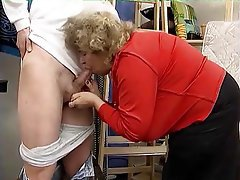 Big Boobs, Hardcore, Mature, Old and Young, Stockings