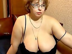 BBW, Masturbation, Mature, Russian, Webcam