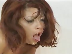 Blowjob, Brunette, Mature, Pornstar