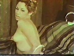 Hairy, Lingerie, MILF, Nipples, Vintage