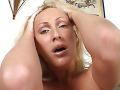 Anal, Blonde, Double Penetration, Interracial, MILF