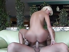 Blonde, Hardcore, MILF