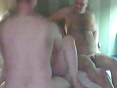 Amateur, Cuckold, Gangbang, MILF, Threesome