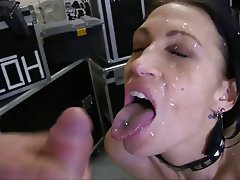 Babe, Big Boobs, Cumshot, Facial