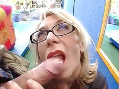 Mature, Granny, Mature, MILF, Old and Young