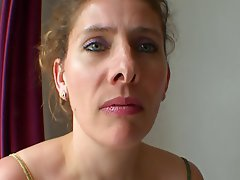 French mature aurelie gangbanged