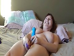 Young Girl Touching A Cock