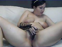BBW, Big Butts, Masturbation, Orgasm, Big Boobs