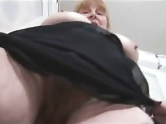 Big Boobs, Blonde, Granny, Hairy