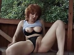 Sex older woman public