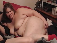 BBW, Close Up, Masturbation, Mature, MILF
