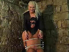 BDSM, Bondage, Femdom, German, Nipples