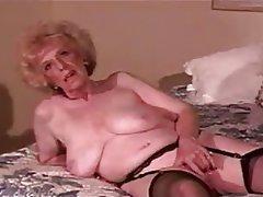 Blonde, Granny, Vintage