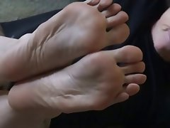 BDSM, Femdom, Foot Fetish, Granny, MILF