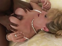 Big Boobs, Blowjob, Cumshot, Interracial